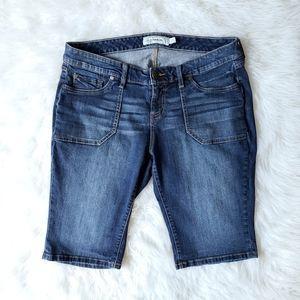 Torrid bermuda denim shorts women's size 14
